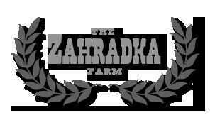 Zahradka Farm logo